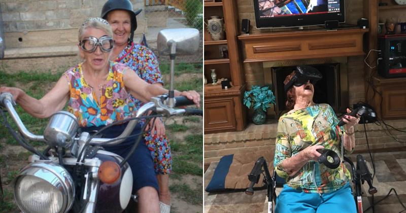 10 фотографий, доказывающих, что радоваться мелочам можно в любом возрасте