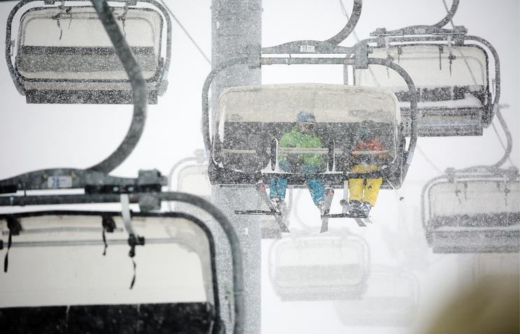 Мединский: туристы в Сочи жалуются на отсутствие единого ски-пасса, транспорт и швейцарские цены