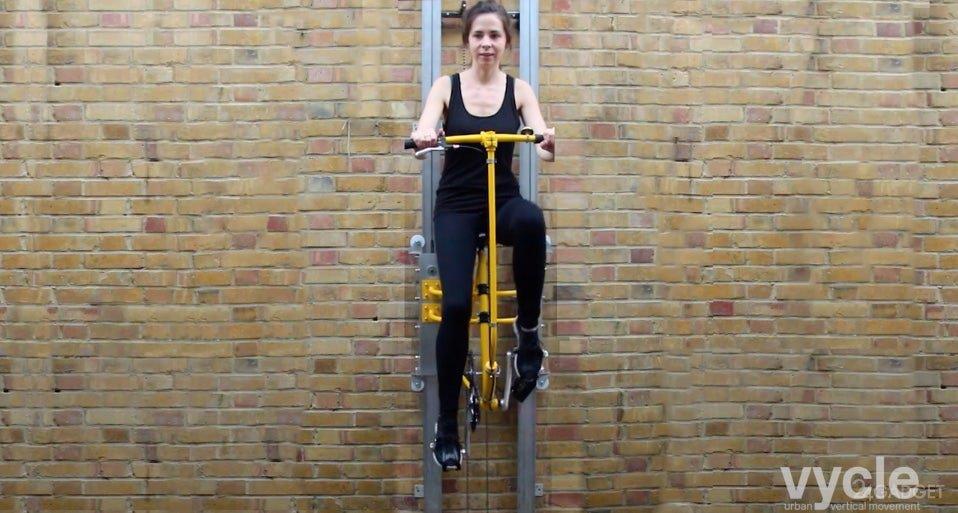 Велосипедный лифт Vycle
