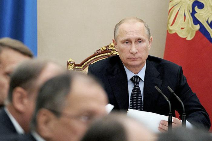 Кремль наносит ответный удар