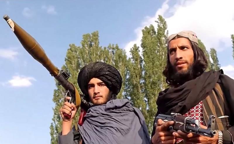 С территории Таджикистана открыли огонь по талибам Новости