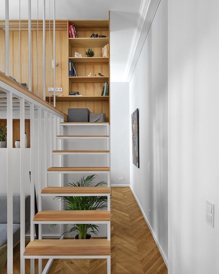 Интерьер квартиры под сдачу в Будапеште