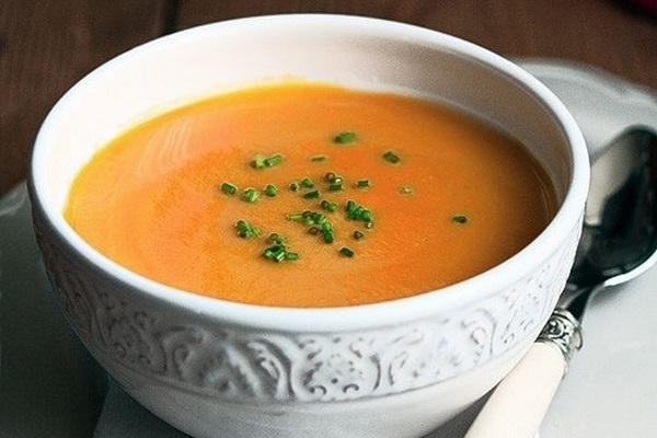 Крем-суп из тыквы с гречески…