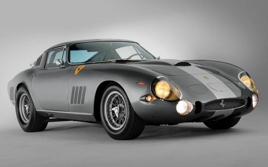 10 самых дорогих машин, проданных на аукционах авто,аукцион,машины