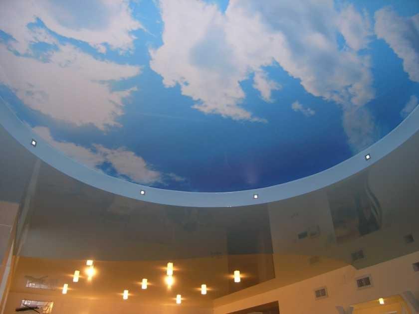 К вопросу о необходимости натяжного потолка