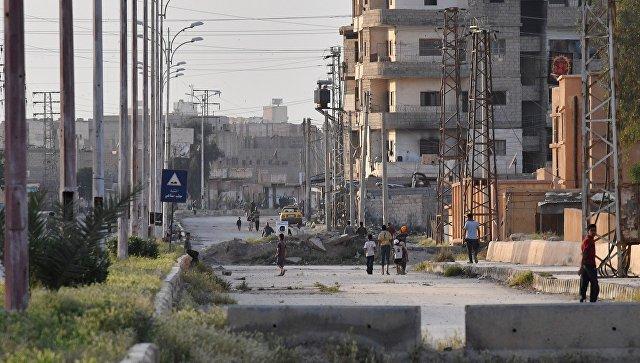 Новости Сирии. Сегодня 5 сентября 2017