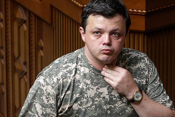 Семенченко анонсировал второ…