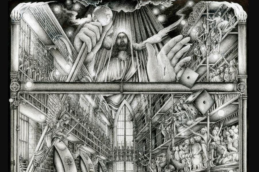 Боль, потери, забранная жизнь: рисунки заключенного
