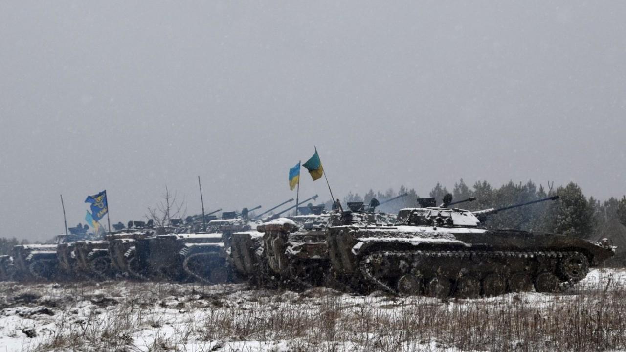 В смертельной аварии на Украине погиб полковник ВСУ