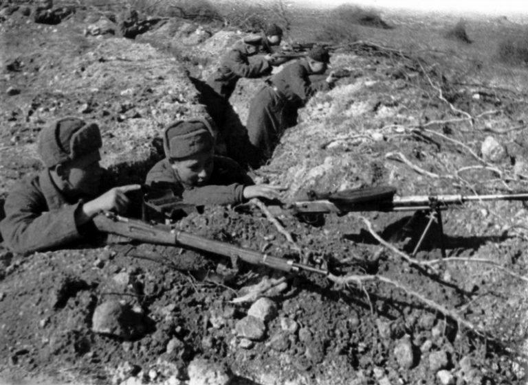 Оборона Перекопа: как в битве за Крым погибла 51-я армия