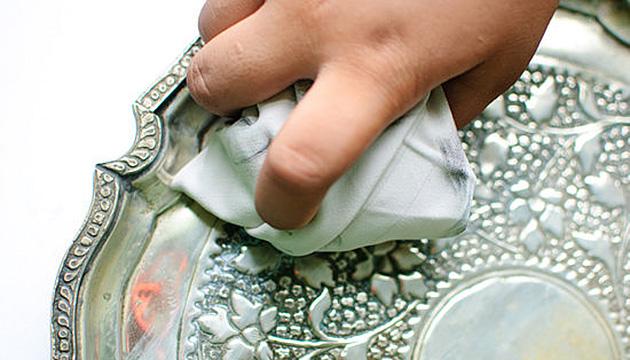 Проверено! Ваше серебро и мельхиор будут как новые!