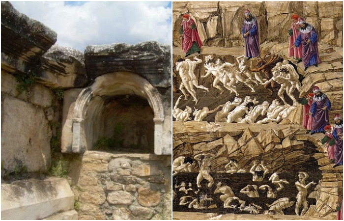 «Врата Ада» в Турции: Ученым удалось разгадать секрет одного из порталов в потусторонний мир