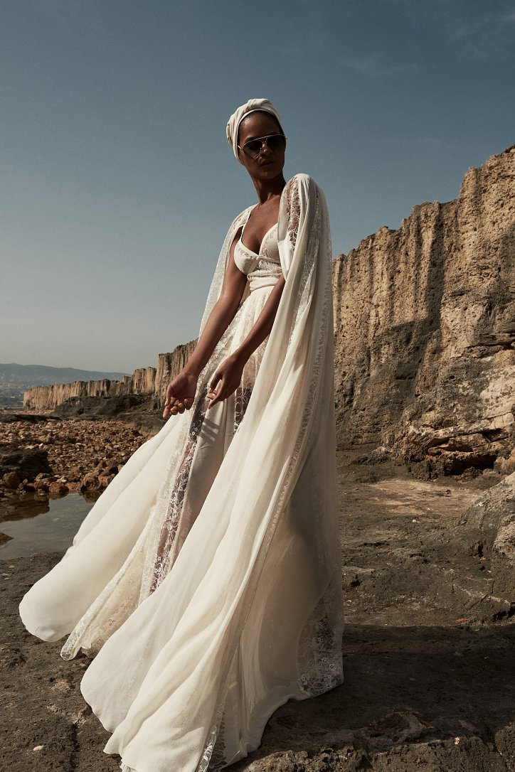 Коллекция Elie Saab Resort 2020 фото №3