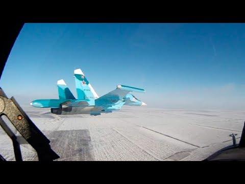 На трассу под Ростовом почти сели три боевых истребителя