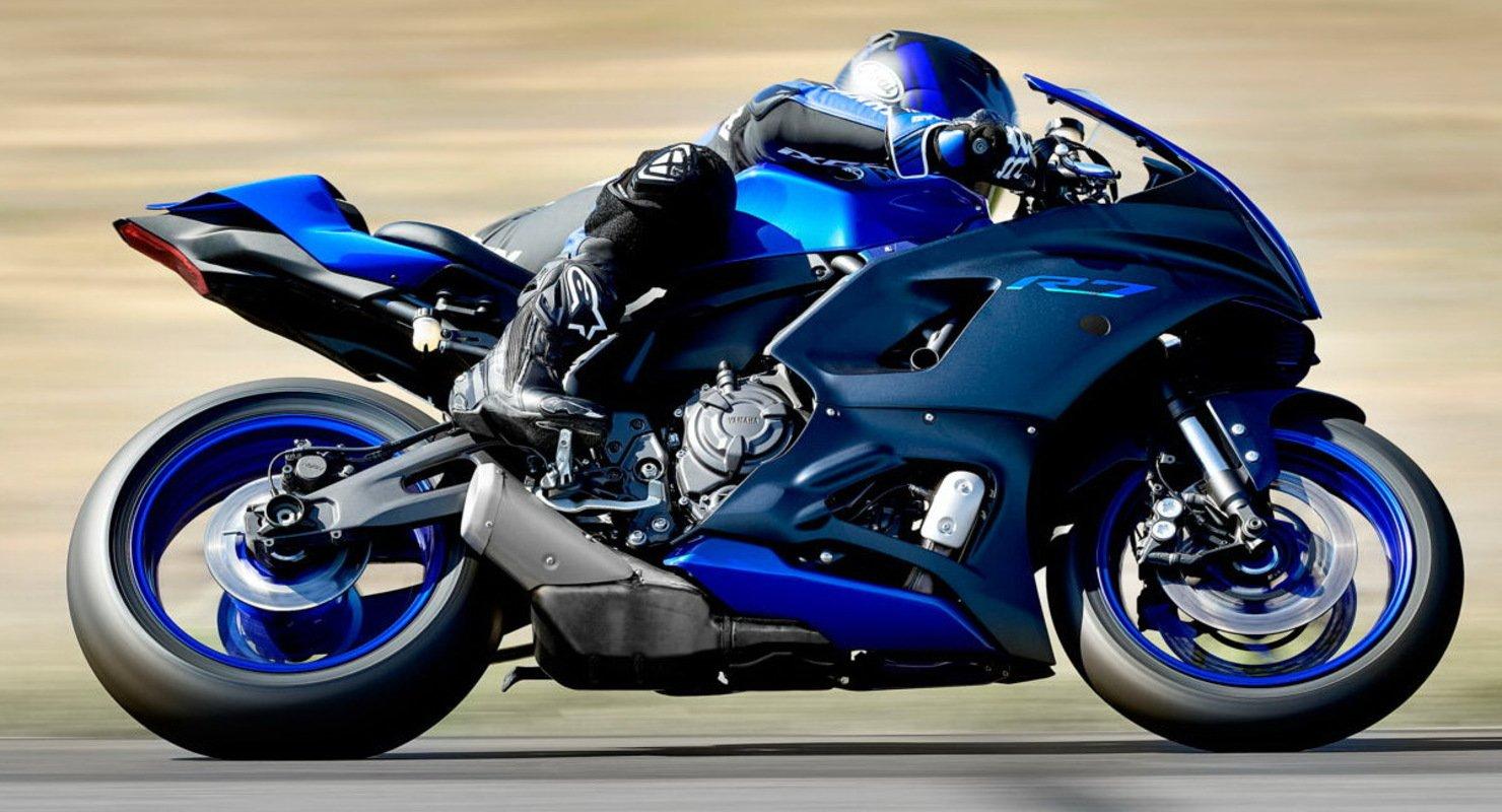 Yamaha представил новый спортбайк — YZF-R7 Автомобили