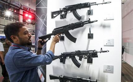 К оружию: «Made in Russia» вытесняет клеймо «Made in USA» оружие