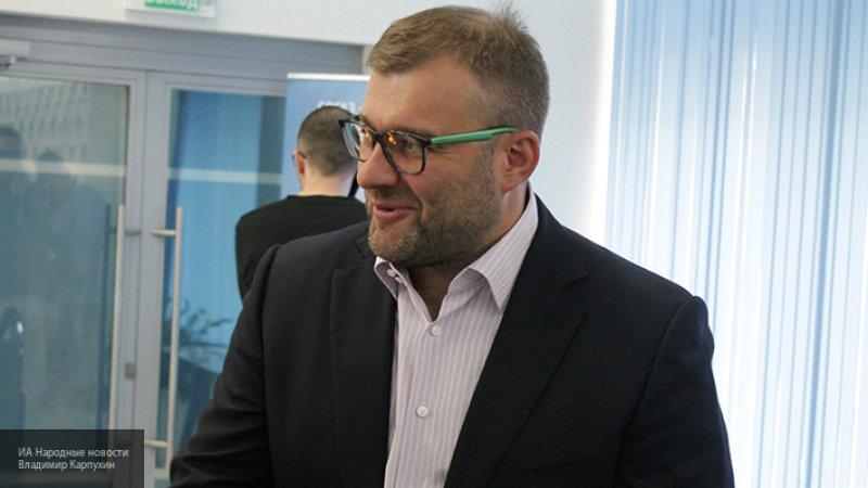 Пореченков раскритиковал Конора Макгрегора