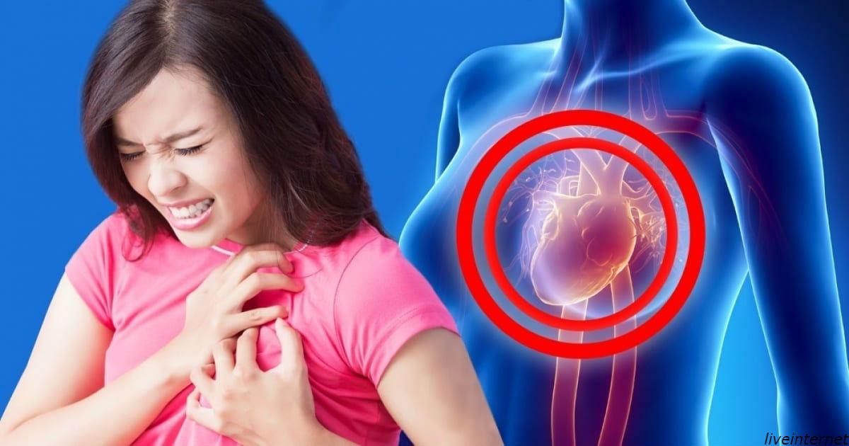 Опасные симптомы сердечного приступа, которые встречаются только у женщин