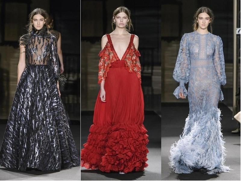 Dany Atrache Haute Couture весна-лето 2018