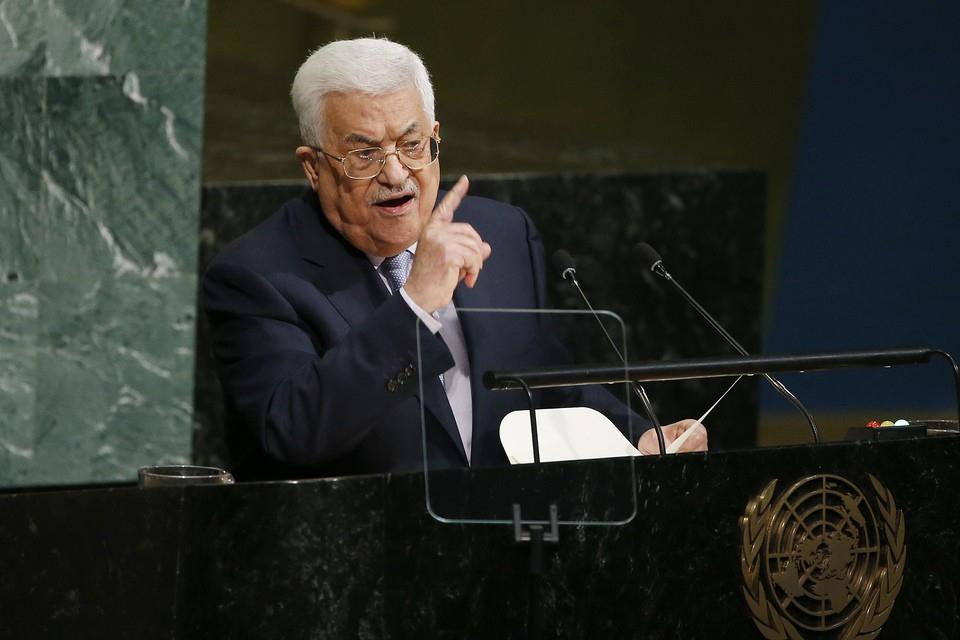 «Сын собаки»: лидер Палестин…
