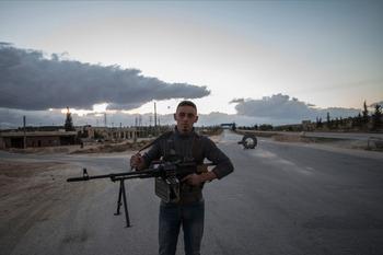 В Сирии сбросили вакуумные бомбы