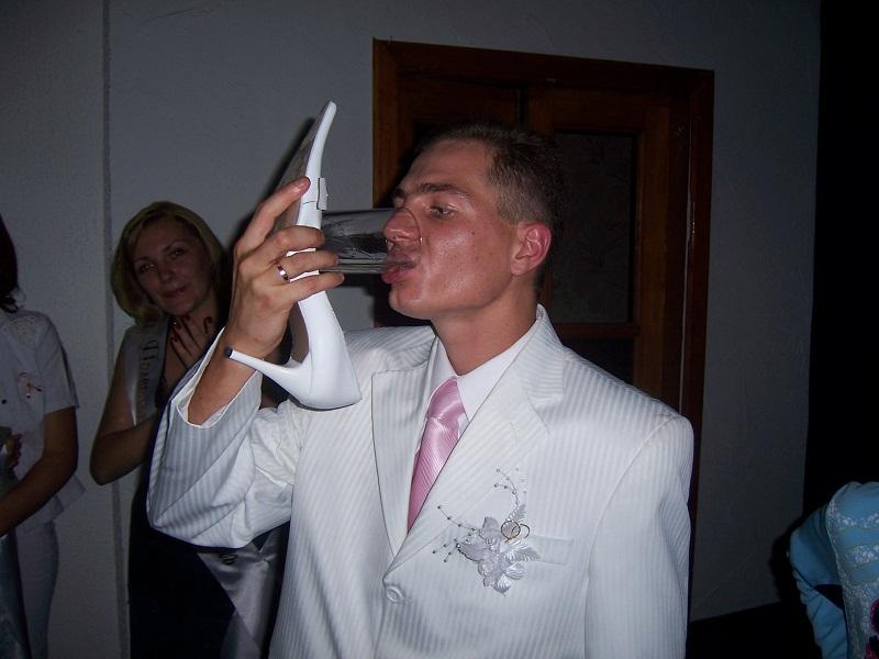 фото со свадьбы алкоголизма монтажа без