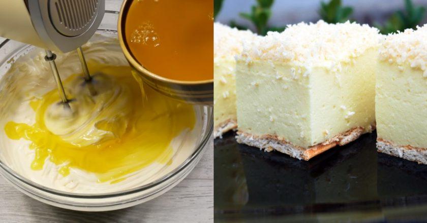 Торт «Снежный пух»: идеальный десерт для новогоднего стола