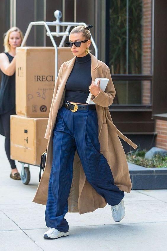 Как носить синий - самый модный цвет 2020 года фото №21