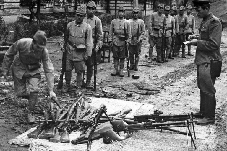 Почему «солдаты-камикадзе» не помогли японцам в войне с СССР в 1945 году