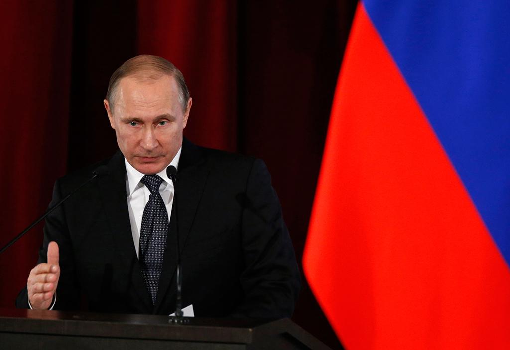 Путин заявил о разгроме ИГИЛ в Сирии