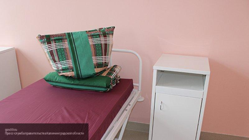 """Установлены временно: власти ответили на вопросы о """"картонных тумбочках"""" в больнице под Волгоградом"""