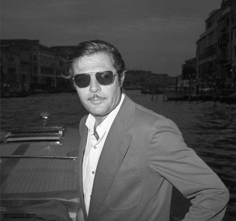 Марчелло Мастрояни архив, венеция, негативы, фотографии