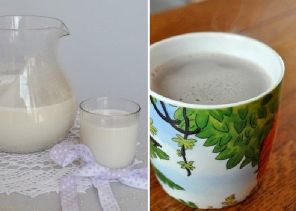 как приготовить кунжутное молоко