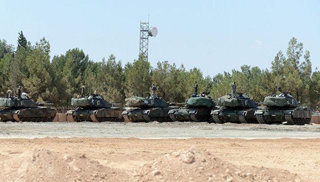 Турция построила стену на границе с Сирией и Ираком — СМИ