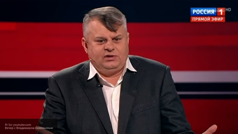 Трюхана уличили во лжи, показав видео его побегов с российского и украинского ТВ
