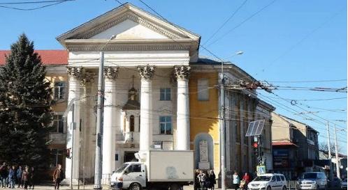 В Крыму украинских раскольников попросили освободить помещения