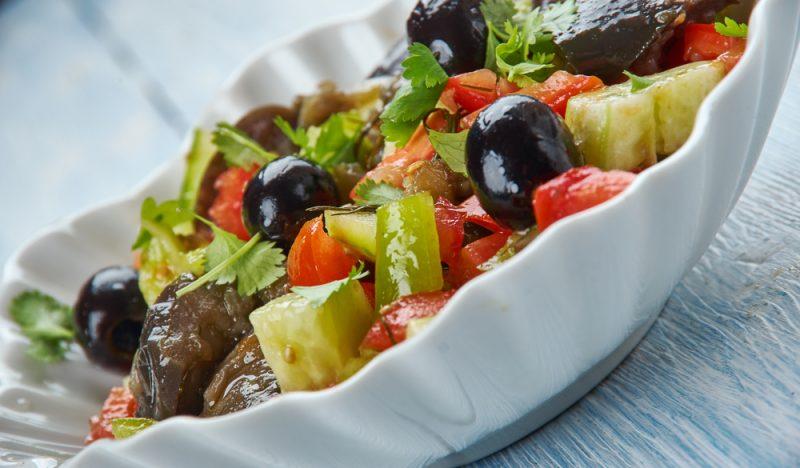 Армянские салаты: рецепты с фото