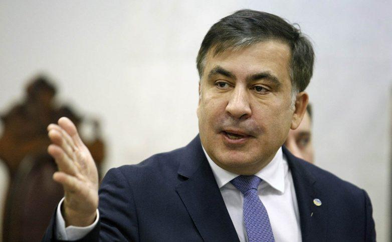 Саакашвили счел верным сравнение его с Навальным