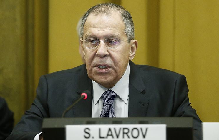 Лавров: США готовят Европу к ядерному удару по РФ