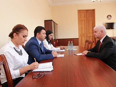 В. Гуминский: Беларусь выступает исключительно за мирное урегулирование карабахского конфликта