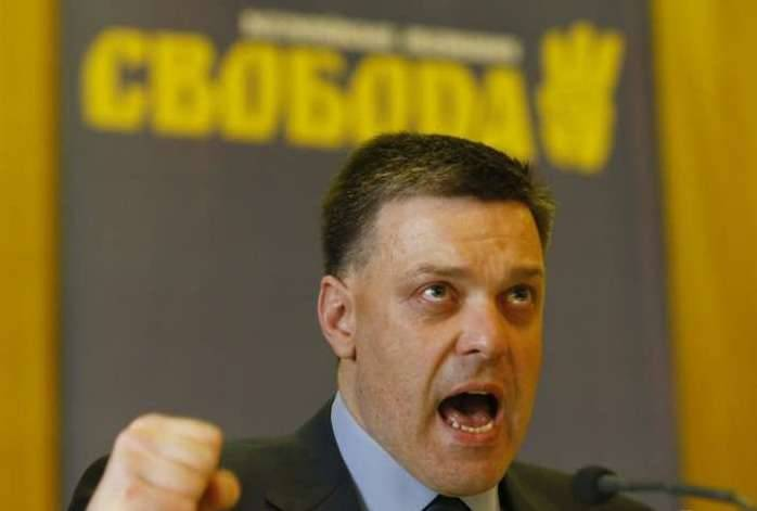 Тягнибок: Польша открыла второй фронт против Украины