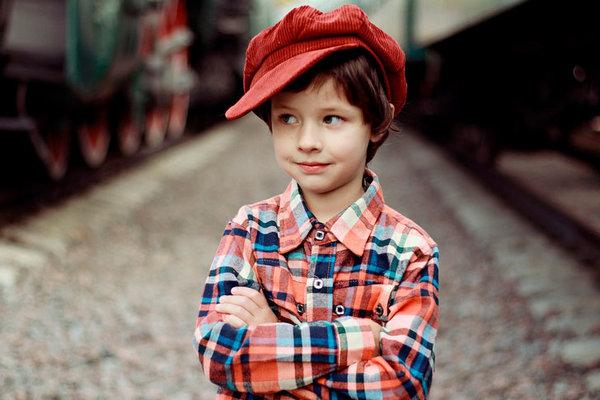 От мальчика пяти лет не ожидала настолько обескураживающего вопроса