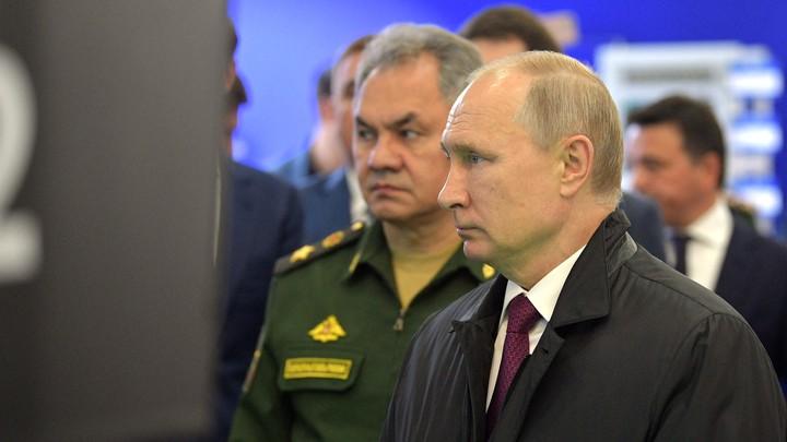 «Задача была бы выполнена». О покушении на Шойгу и Путина заявил капитан 3-го ранга