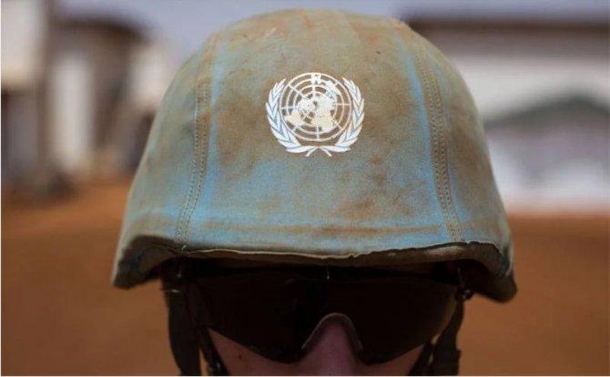 Нападение на миротворцев ООН…