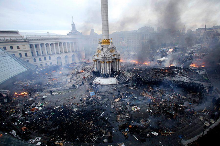 Украинская промышленность по…