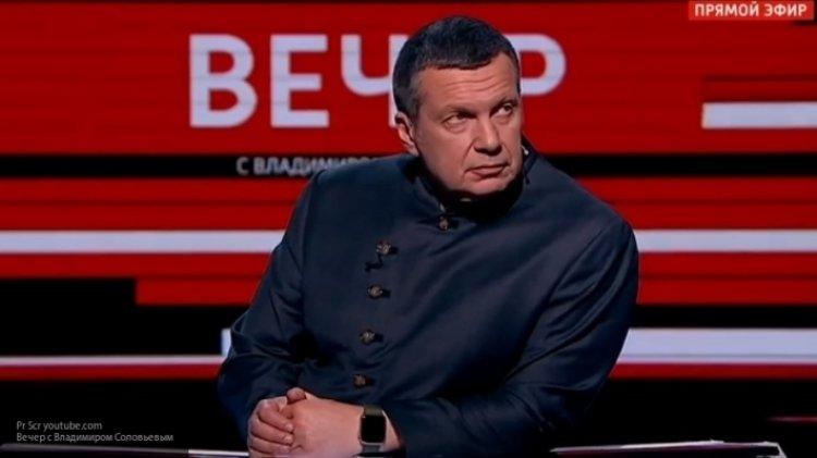 Соловьев поведал о «страшном сне» Порошенко новости,события,политика