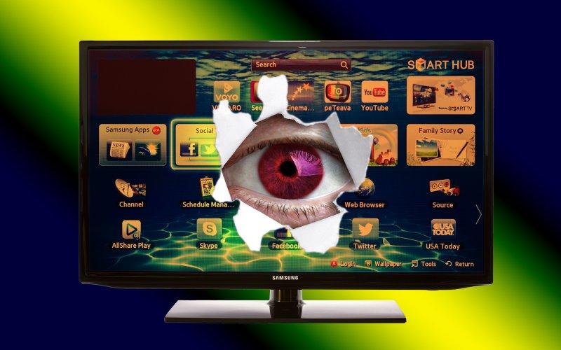 Как выключить «жучок» ЦРУ в своем «умном» телевизоре. 20 бесплатных программ для Windows