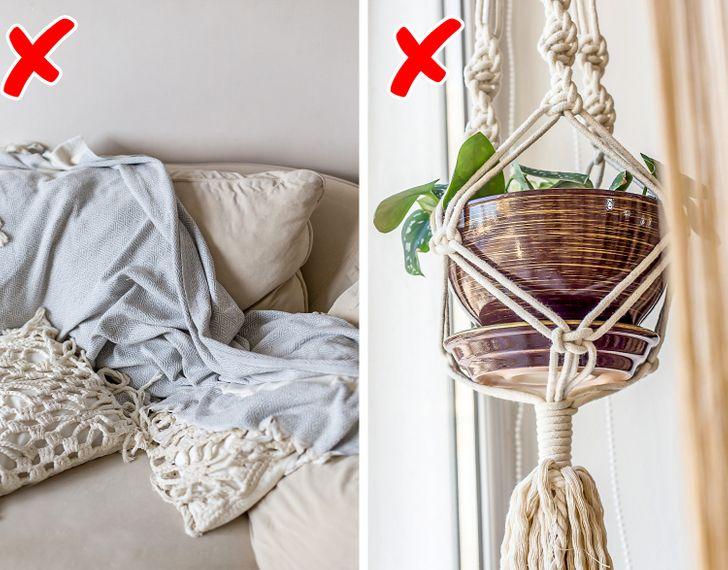 9 трендовых предметов интерьера, которые оказались крайне непрактичными идеи для дома,интерьер и дизайн