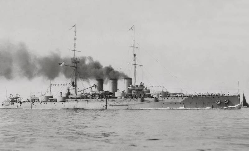 Готландский бой 19 июня 1915 г. Часть 1