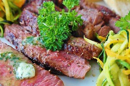 В США два штата поссорились из-за отказа от мяса Из жизни